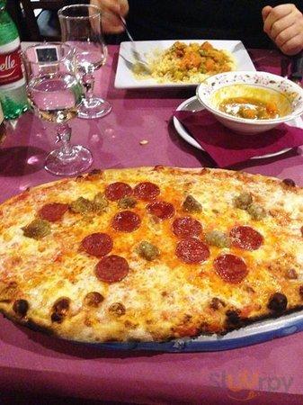 Pizza favolosa