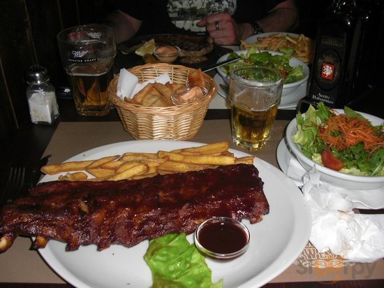 Some tasty ribs\r\n