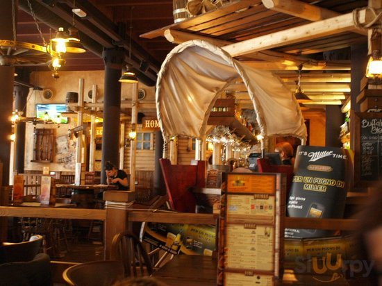 OLD WILD WEST - Genova Porto Antico