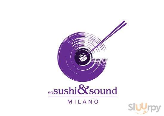 "Sosushi Shop Milano cambia forma: nuovo concept \""SoSushi&Sound\""."