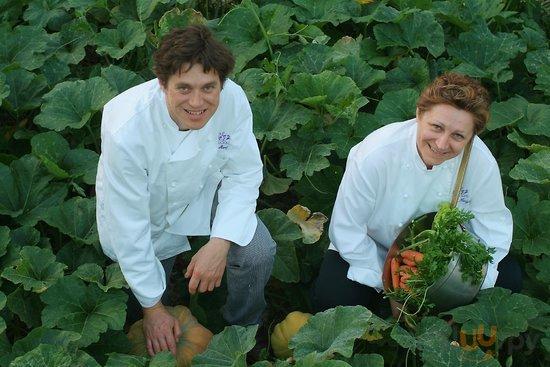 Gli Chef Rosaria e Sandro
