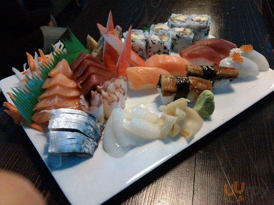 Sushi Sashimi Imperial