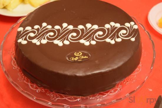 """La Torta Savoia del \""""Caff\u00e8 Sicilia\"""""""