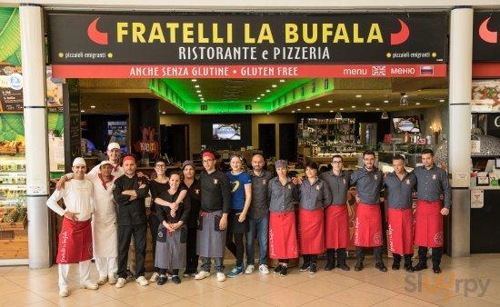FRATELLI LA BUFALA - Rimini Le Befane