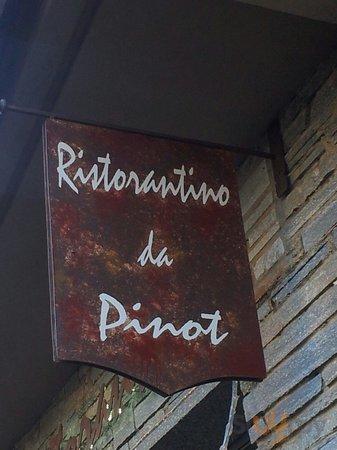Ristorantino da Pinot