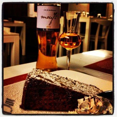 Torta di Mele & Moufi... Esperienza sublime !