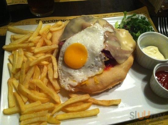 uno dei hamburger!!