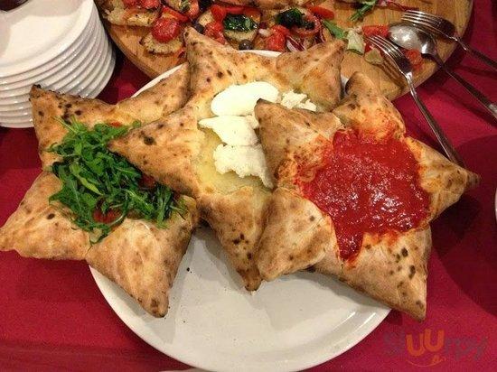 Pizze a stella
