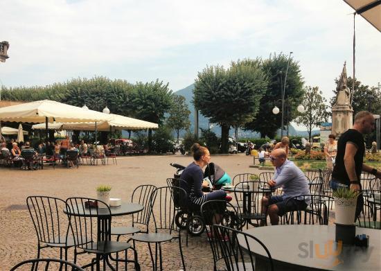 cafe Milano, ordentlich f\u00fcr eien schnellen Snack