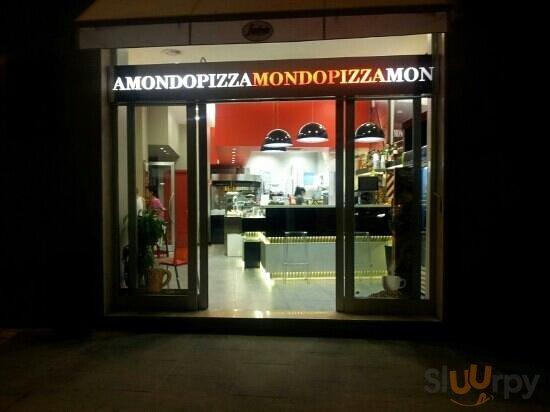MONDO PIZZA - Arezzo, Piazza Monaco,