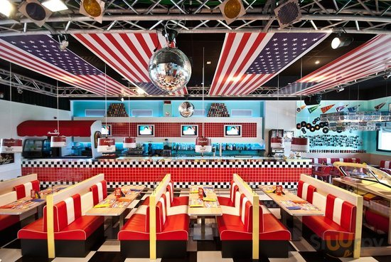 ARNOLD'S American Diner +393426348122
