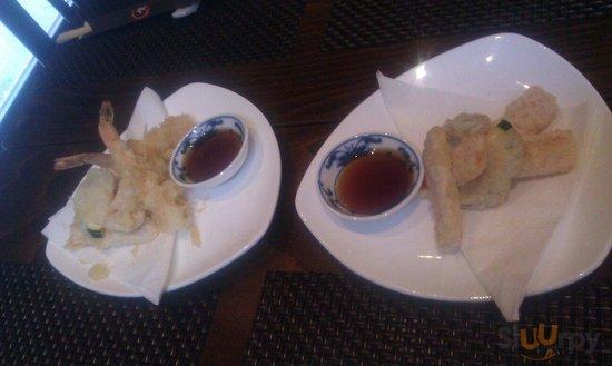 Tempura moriawase + yasai tempura