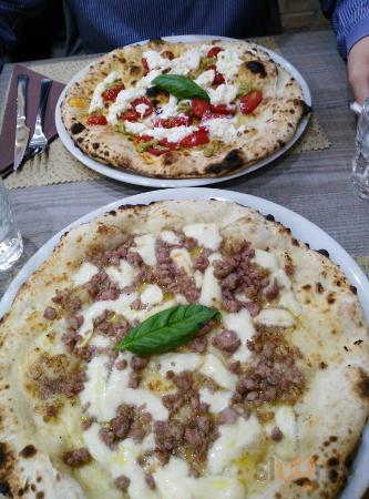Castelpoto, assolutamente in cima alla lista delle mie pizze preferite! \ud83d\ude0d