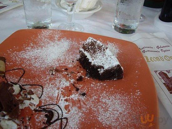 Tenerina  (Ferrarese chocolate cake)