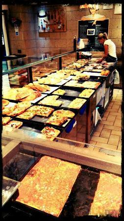 Tante pizze buone e saporite :-)