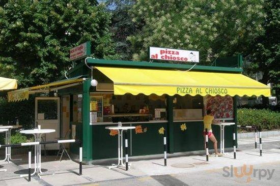 Pizza al chiosco Bolzano