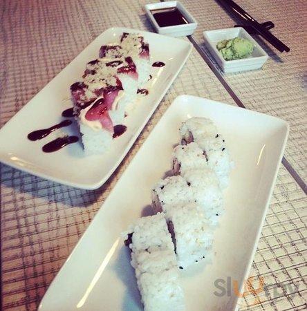 Roll Shabu e Uramaki