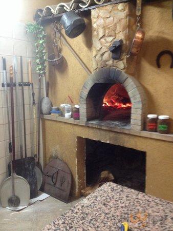 Pizza Lampo