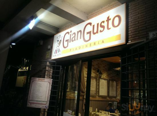 GIANGUSTO - San Cesareo