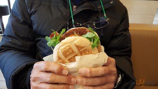 L'hamburger