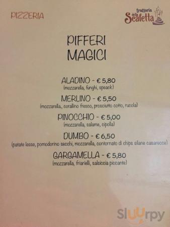 Trattoria Della Scaletta