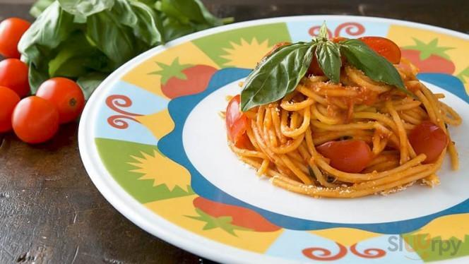 Spaghetto sciu\u00e8 sciu\u00e8