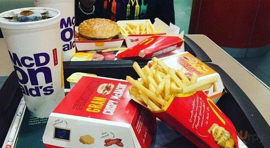McDonald's - Vulcano Buono