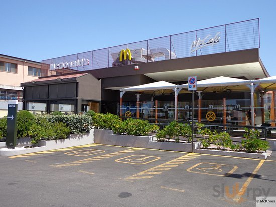 McDonald's - Oristano