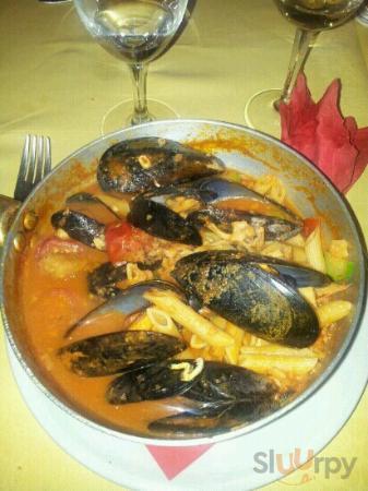 Primo piatto servito nel tegame :)\r\n