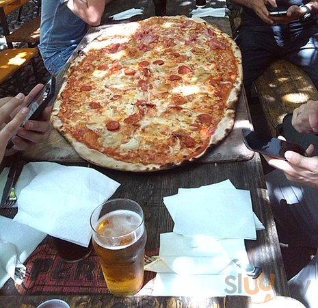 Pizza per 5 persone