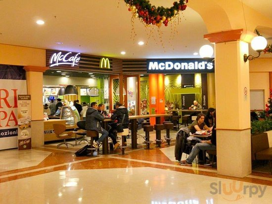McDonald's -  Mall