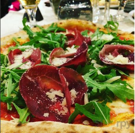 Pizza alla Valtellina