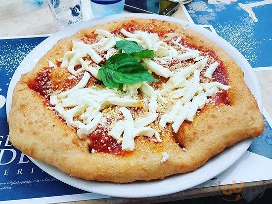 Pizza fritta!