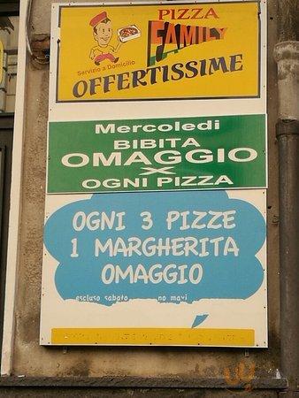 Pizza Family Di Merlo Biagio