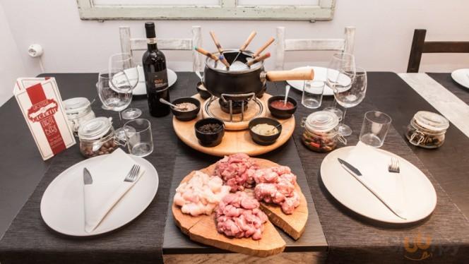 Bourguignonne carne
