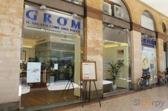 Grom sotto i portici