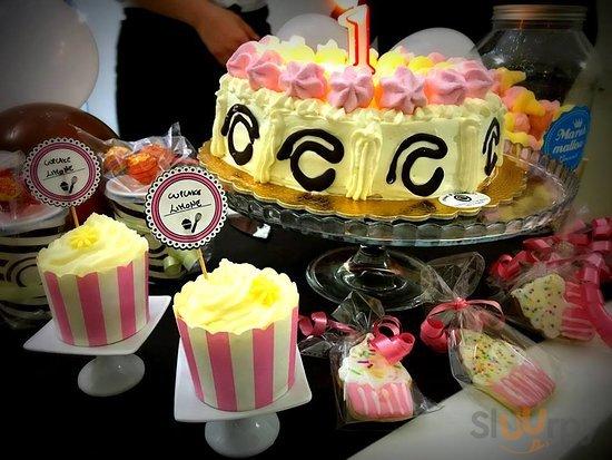 torta 1 anno apertura