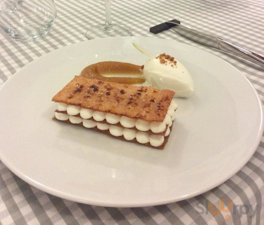 mille feuille pomme