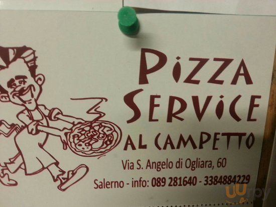 Pizza Service Al Campetto