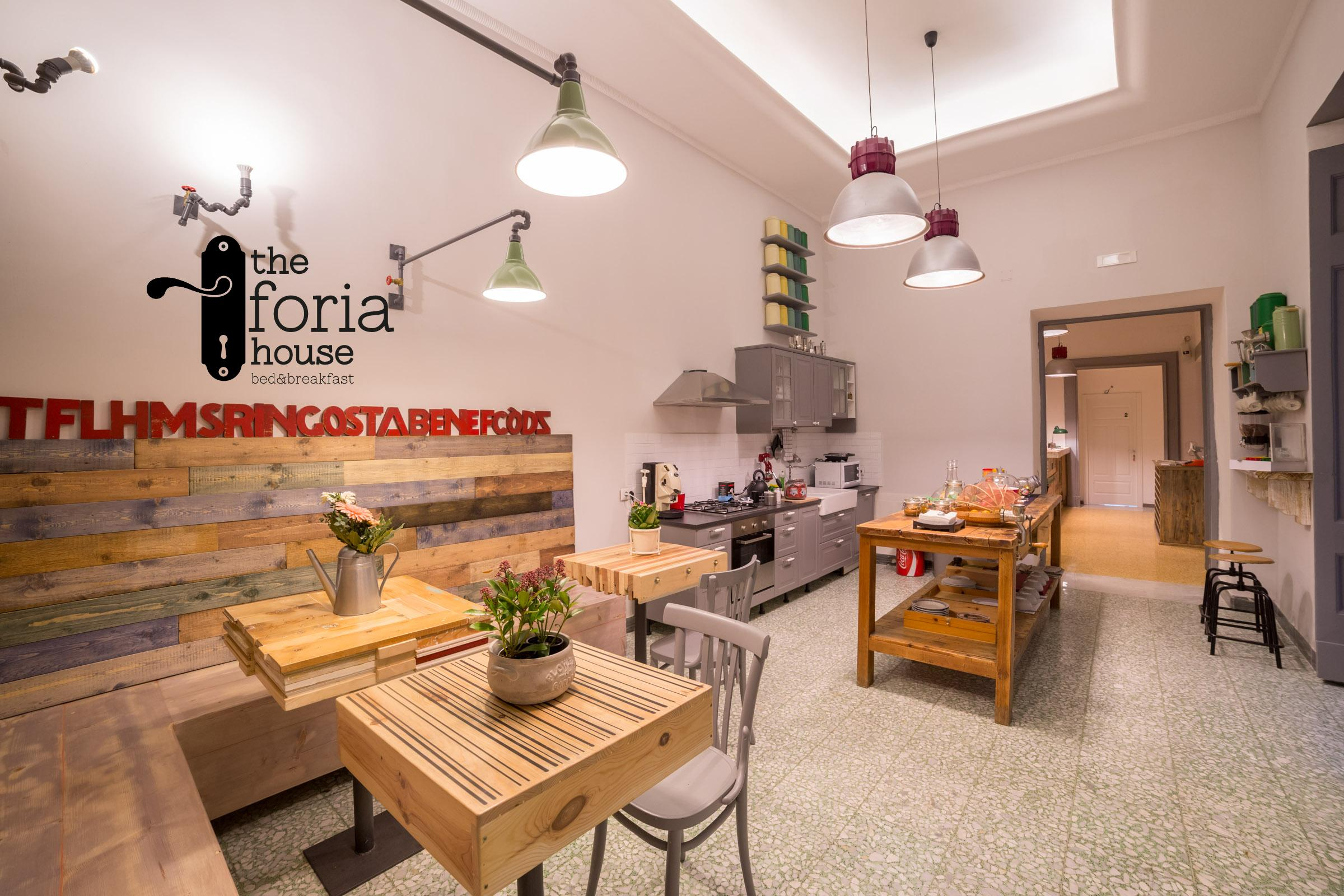 The Foria House Bed & Breakfast