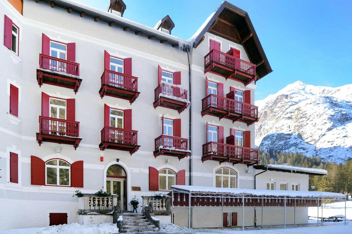 Croda Rossa Hotel