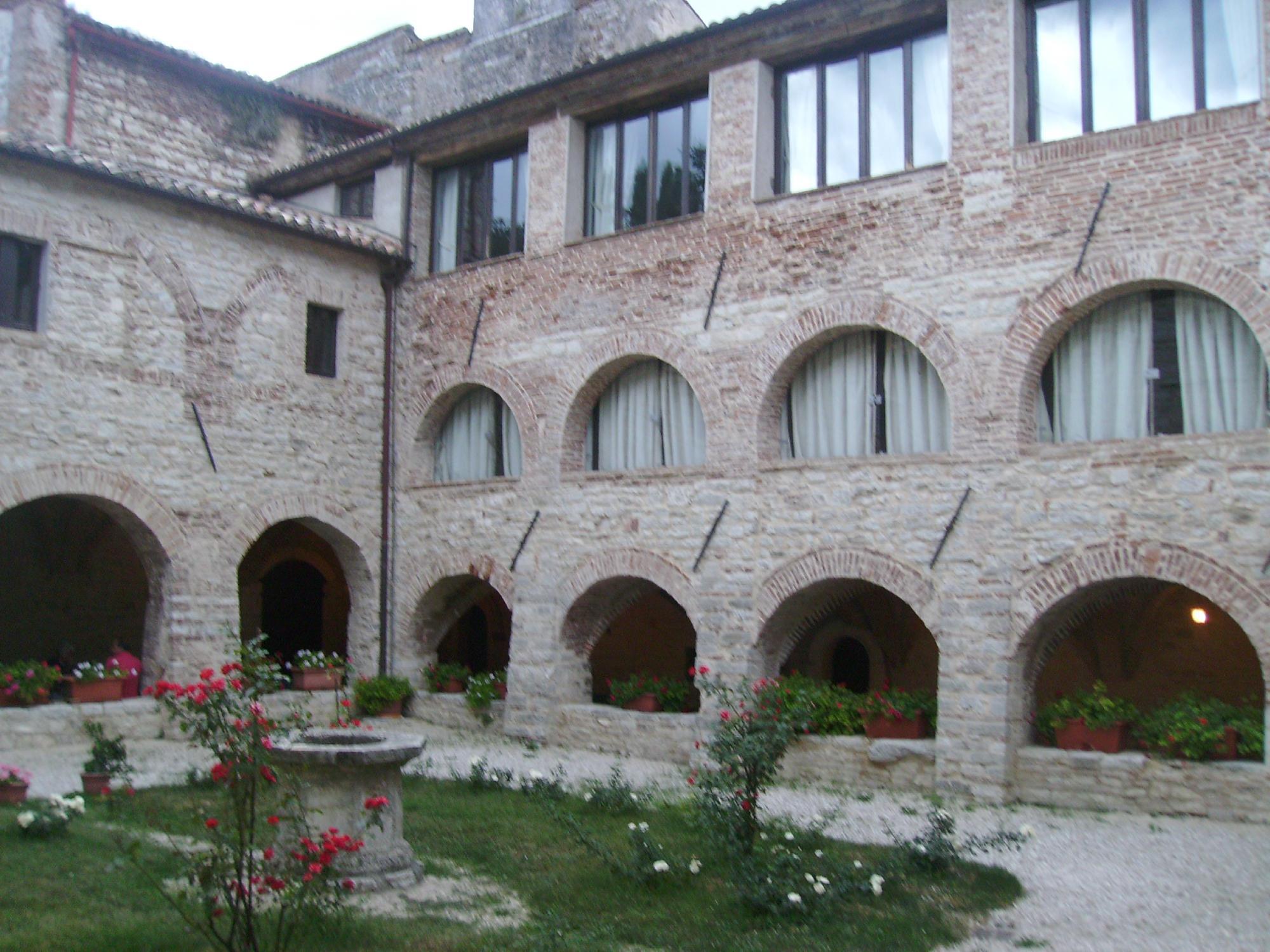 Agriturismo Abbazia di San Salvatore in Valdicastro