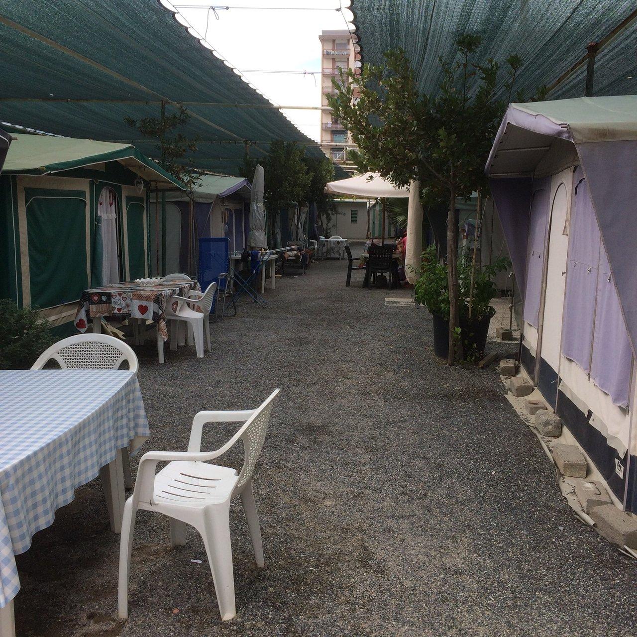 Camping Bagni La Pergola