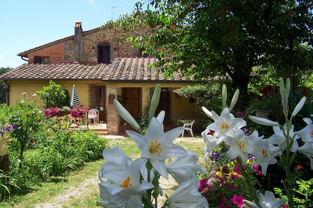 Agriturismo Casa Bistino a Arezzo