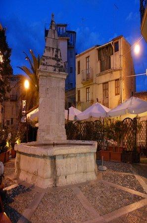 Antica Trattoria San Francesco, Caltanissetta