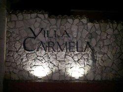 Villa Carmela, Sessa Aurunca