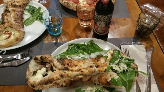 Pizzeria Braceria Reginella Lusciano, Lusciano