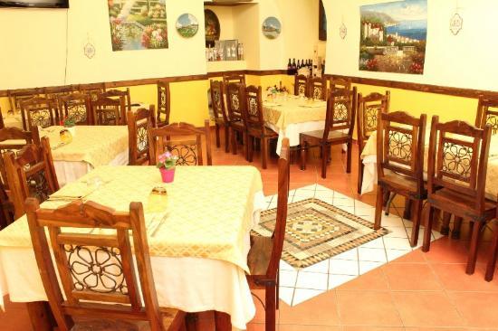 Pizzeria San Leo, Sessa Aurunca