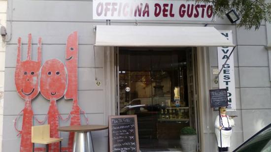 Officina Del Gusto, Caserta