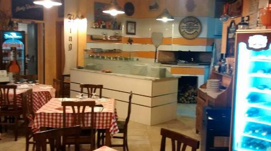 Road King Pizza, Mondragone